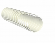 DELPHINUS FOOD PU Ventilation and exhaust hose